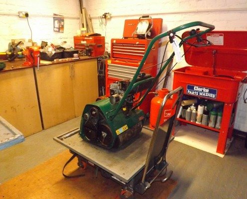 Warrington Lawmnmower Servicing